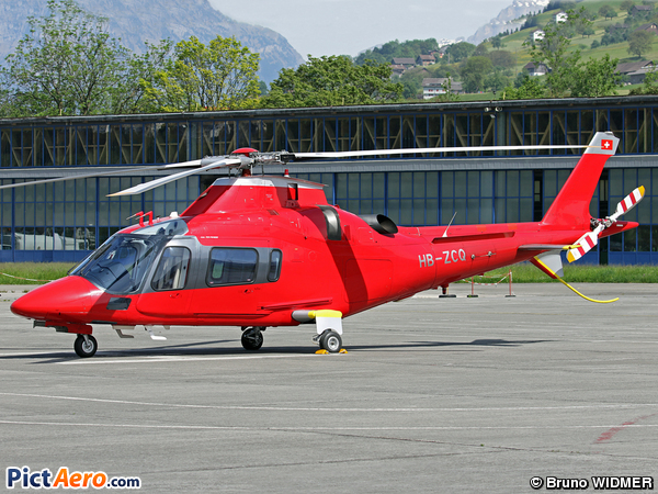 Agusta A-109 E Power (Privé / Private)