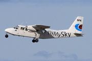 Britten-Norman BN-2A Islander (ZK-SFK)