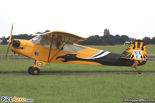 Piper J-3C-65 Cub (Union Aéronautique du Cambresis)
