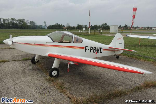 HN700 Ménestrel II (Privé)