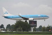 Boeing 737-8K2/W (PH-BXY)