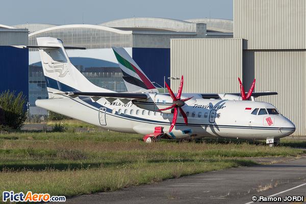 ATR 42-600 (Travira Air)