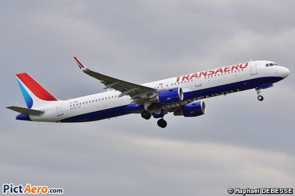 Airbus A321-211 (Transaero Airlines)