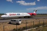 McDonnell Douglas MD-83 (DC-9-83) (5N-JOY)