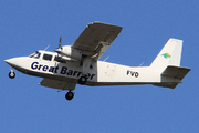 Britten-Norman BN-2A-26 Islander (ZK-FVD)