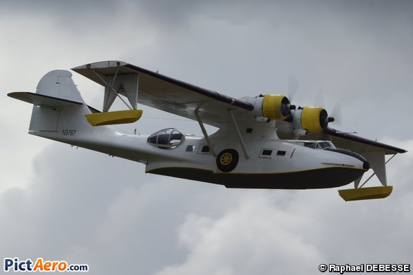 Consolidated PBY-5A Catalina (28) (Privé / Private)