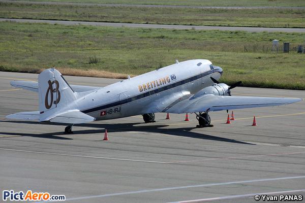 Douglas DC-3A (Breitling)