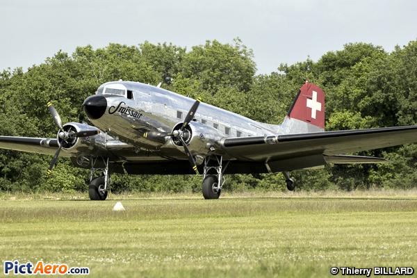 Douglas DC-3C (Verein Freunde der Swissair)