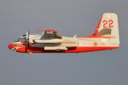 Grumman S2F-1 Tracker - Conair Turbo Firecat (F-ZBAA)