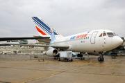 Dassault Mercure 100 (F-BTTD)