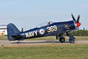 Hawker Sea Fury FB-11 (F-AZXL)