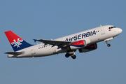 Airbus A319-132 (YU-APF)