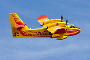 Canadair CL-415 (F-ZBMF)