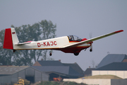 Scheibe SF-25 Falke C (D-KAJC)