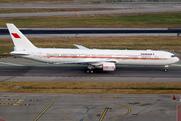 Boeing 767-4FS/ER (A9C-HMH)
