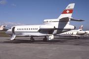 Dassault Falcon 900B (HB-IAC)
