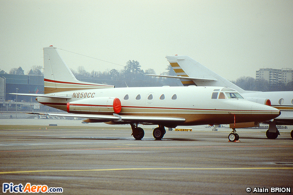 Rockwell NA-265-Sabre (Aero Leasing inc. Wichita KS)