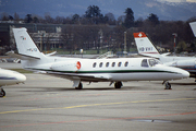 Cessna 550 Citation II  (I-FLYD)
