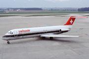 Dougals DC-9-32 (HB-IFV)