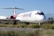 McDonnell Douglas MD-83 (DC-9-83) (5N-SAI)