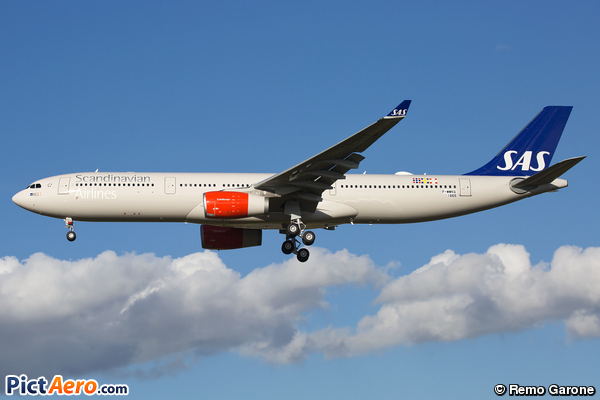 Airbus A330-343 (Scandinavian Airlines (SAS))