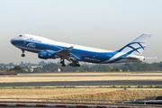 Boeing 747-446F/SCD (VQ-BJB)