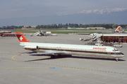 McDonnell Douglas MD-81 (DC-9-81) (HB-INI)