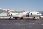 Sud SE-210 Caravelle 10B3 (HB-ICJ)