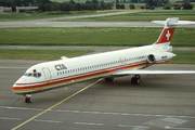 McDonnell Douglas MD-87 (HB-IUB)