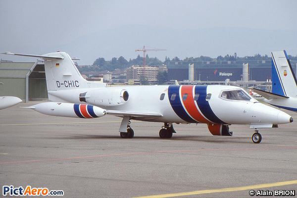 Learjet 25D (Phoenix Air Gmbh)