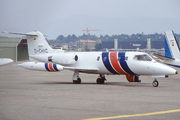 Learjet 25D (D-CHIC)