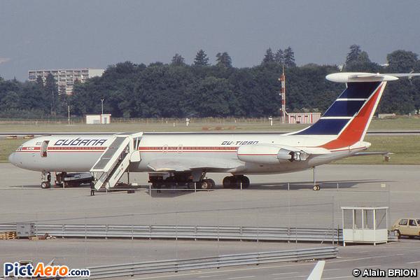 Iliouchine Il-62M (Cubana de Aviación)