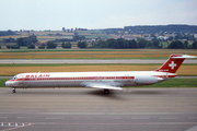 McDonnell Douglas MD-82 (DC-9-82) (HB-INR)