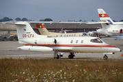 Learjet 24D (OO-LFA)