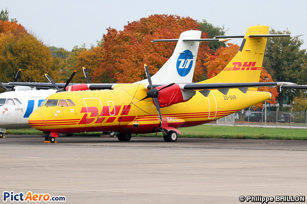 ATR 42-300 (DHL (Solenta Aviation))