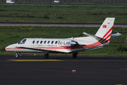Cessna 560 Citation V (TC-LAB)