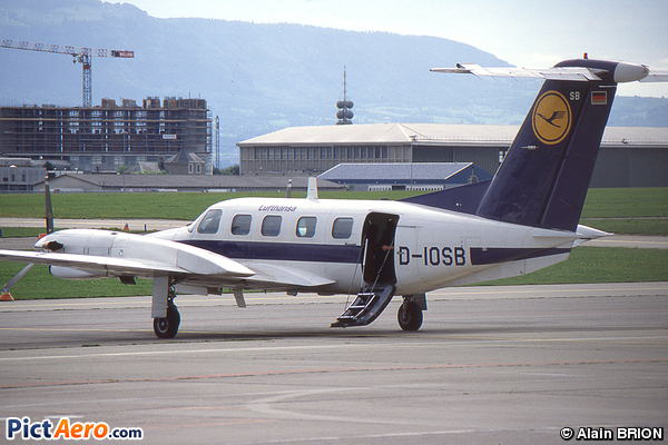 Piper PA-42-720 Cheyenne IIIA (Lufthansa Flight Training)