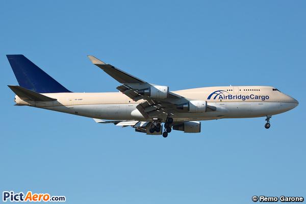 Boeing 747-481/BDSF (Air Bridge Cargo Airlines)