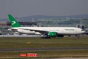 Boeing 777-22K/LR (EZ-A779)