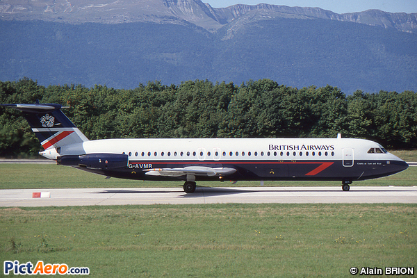 BAC 1-11-510ED One-Eleven (British Airways)
