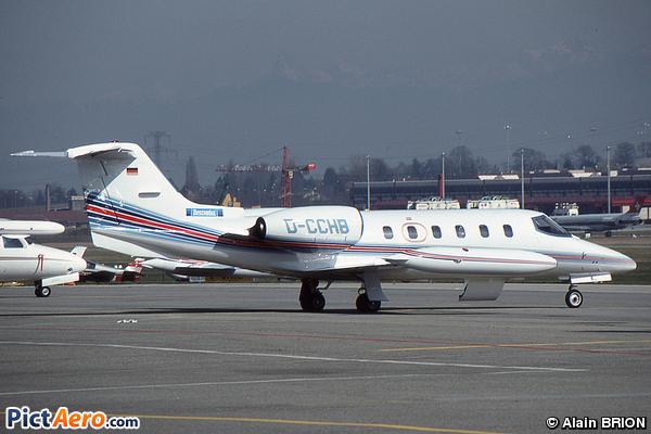 Learjet 35A (Duscholux)