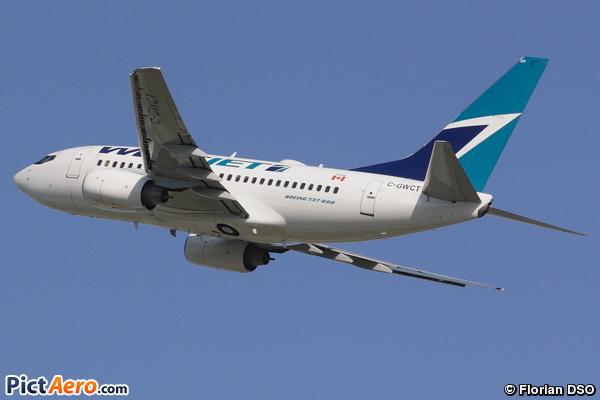 Boeing 737-6CT (WestJet Airlines)