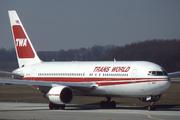 Boeing 767-231/ER (N607TW)