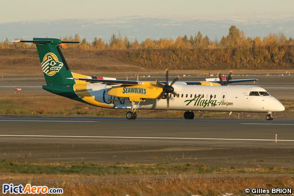 DASH8-Q402 (Alaska Airlines (Horizon Air))