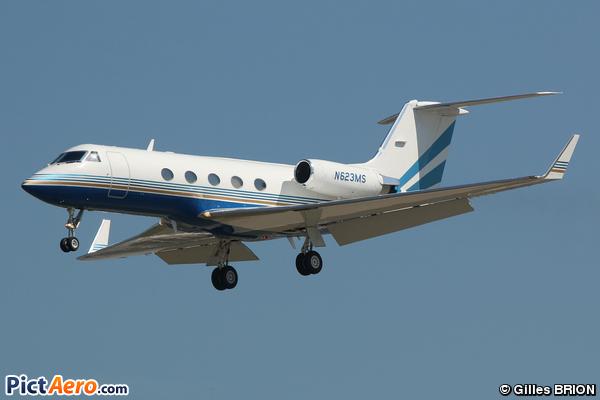 Gulfstream Aerospace G-1159 Gulfstream G-III (Yona Aviation)