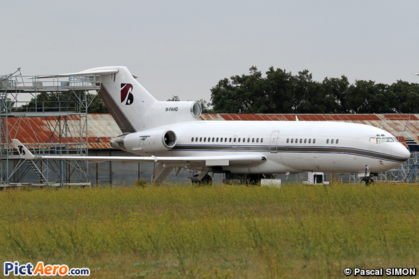 Boeing 727-76 (Prime Air)