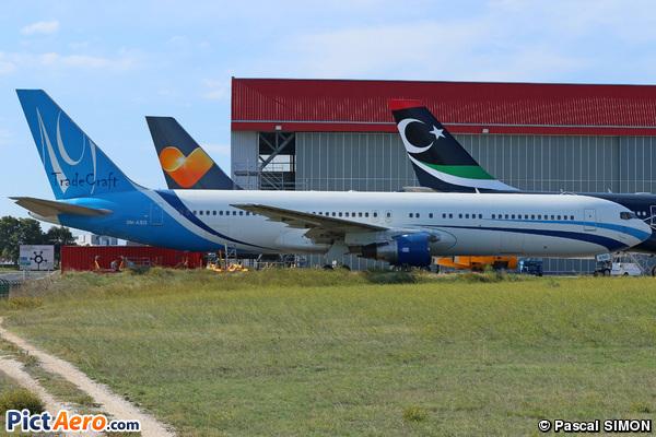 Boeing 767-332 (Kabo Air)