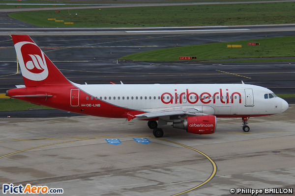 Airbus A319-112 (Niki (Air Berlin))