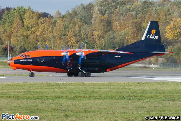 Antonov An-12BK (CAVOK Air)