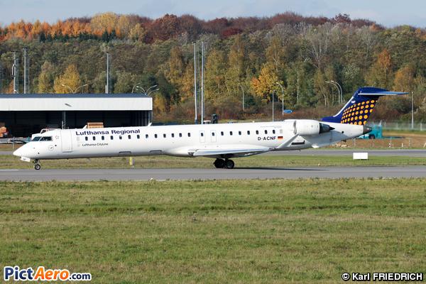 Bombardier CRJ-900 NG (CL-600-2D24) (Lufthansa CityLine)